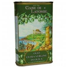 """Alyvuogių aliejus ,,Centonze"""" Extra virgin, skardinėje, ekologiškas, 500 ml"""