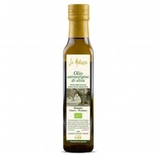 """Alyvuogių aliejus ,,La Molazza"""" Extra virgin, ekologiškas, 250 ml"""