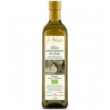 """Alyvuogių aliejus ,,La Molazza"""" Extra virgin, ekologiškas, 750 ml"""