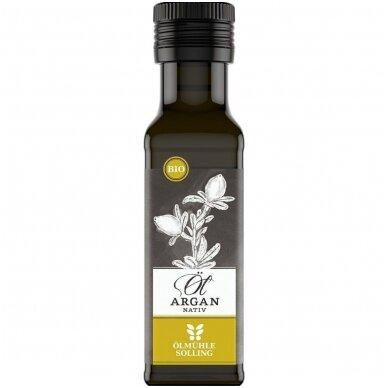 Argano riešutų aliejus, ekologiškas, 100 ml