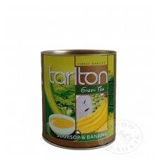 Dygliuotosios anonos ir bananų skonio žalioji arbata, 100g