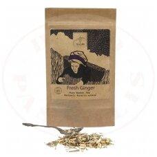 Fresh Ginger herbal tea, 70 g