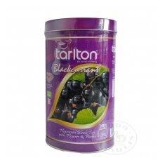Juodųjų serbentų skonio juodoji arbata su žiedais ir žolynais, 100g
