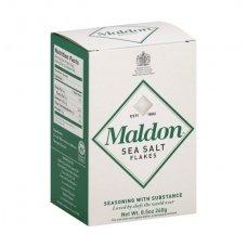 Jūros druskos dribsniai MALDON, 250 g