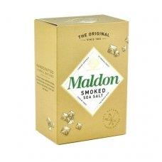 Jūros druskos dribsniai, MALDON, rūkyti, 125 g