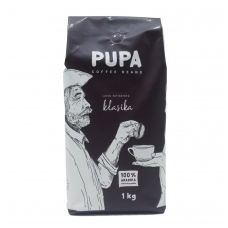 """Kava """"PUPA"""", 1 kg pupelės"""