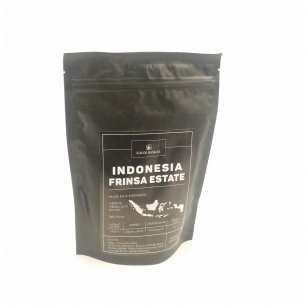 Kava INDONESIA FRINSA ESTATE vidutinio malimo GC, 200g