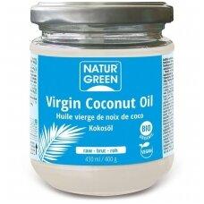Kokosų aliejus, ekologiškas, 430 ml