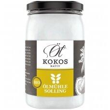 Kokosų aliejus, ekologiškas, 250 ml