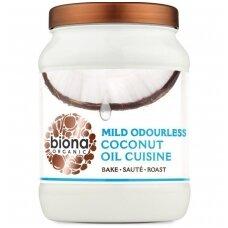Kokosų aliejus gamybai, ekologiškas 800 g