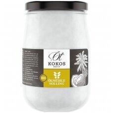 Kokosų aliejus (stikl.), ekologiškas, 1 l