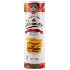 Poppadoms – Lęšių traškučiai – Pomidorų kečupo skonio, 70 g
