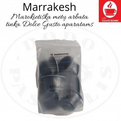 Marrakesh – Marokietiška mėtų arbata 2