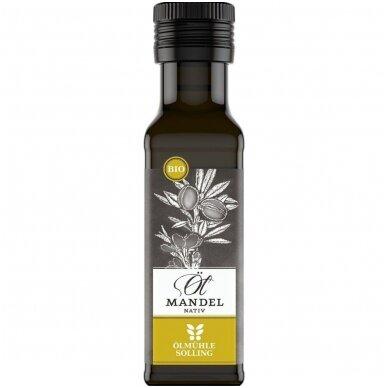 Migdolų aliejus, ekologiškas, 100 ml