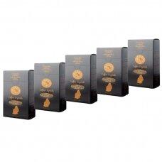 """Nerafinēts Cukurs Coffee Crystals 300g, """"Dodo Cukrus""""– 5 iepakojumi"""