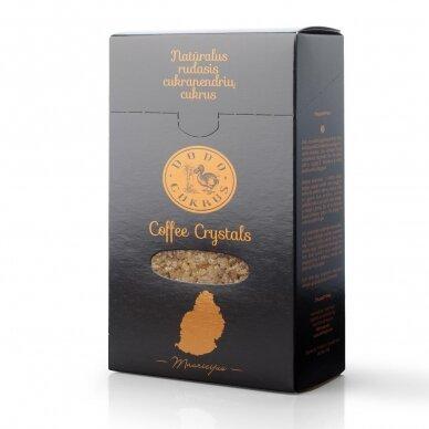"""Nerafinuotas cukrus Coffee Crystals 300g, """"Dodo Cukrus"""""""