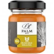 Raudonųjų palmių aliejus, ekologiškas, 30 ml