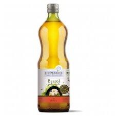 Saulėgrąžų aliejus virimui ir kepimui, ekologiškas, 1 L