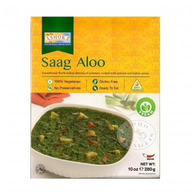 Saag Aloo, 280g