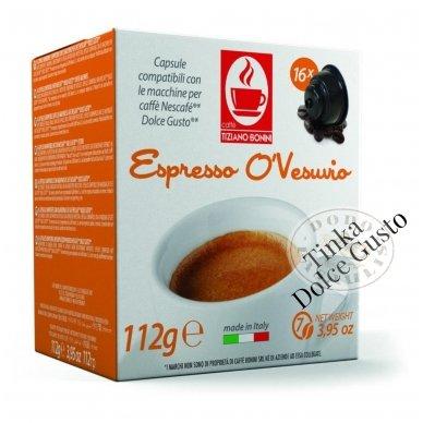 Espresso O'vesuvio