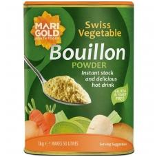Šveicariškas daržovių sultinys be mielių ŽALIAS, 1 kg