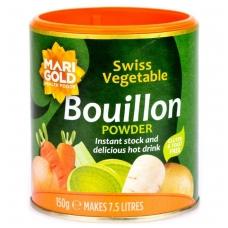 Šveicariškas daržovių sultinys be mielių ŽALIAS, 150 g