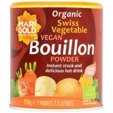 Šveicariškas daržovių sultinys RAUDONAS, ekologiškas, 150 g
