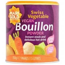 Šveicariškas daržovių sultinys veganams, silpnai sūdytas VIOLETINIS, 150 g