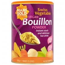 Šveicariškas daržovių sultinys veganams, silpnai sūdytas VIOLETINIS, 500 g