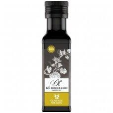 Lightly roasted pumpkin seed oil, organic, 100 ml